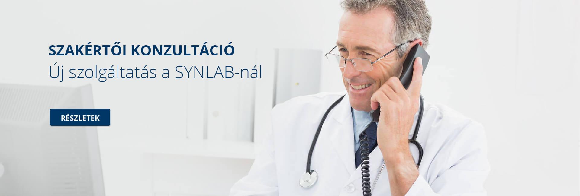 vizelet tenyésztés synlab Prostatitis és következmények